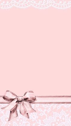 Wallpapers Bow and Ribbons