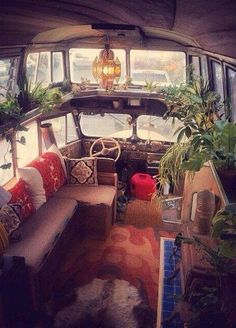 Most popular tags for this image include: plants, hippie, car, travel and vans