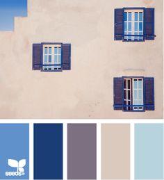 Color Window by Design Seeds Colour Pallette, Colour Schemes, Color Patterns, Colour Combinations, Design Seeds, Crazy Colour, Color Of Life, Windows Color, Color Bordo