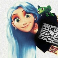 emo disney characters | Pinned by They Call Me Dani