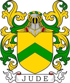 Jude Family Crest and Coat of Arms