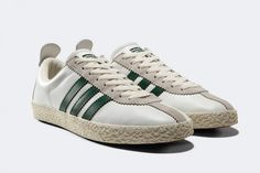 British Casual meets Jamaican Reggae in a New adidas SPEZIAL Collection