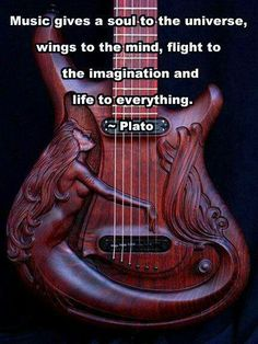 The impact of music #Music #Plato