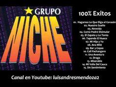 Grupo Niche - 100% Exitos (Recopilación) - YouTube