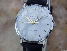 Seiko ad: $873 Seiko Marvel 1960s Manual Made In Japan 30mm Vintage Stainless... Steel; Manual winding; Condition 1 (mint); Year 1960-1969; Location: United States, CA, LOS ANG