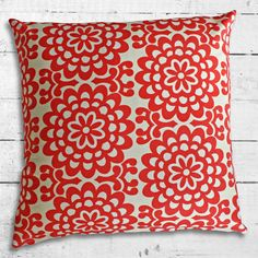 Cherry Bomb Reloaded cushion $45