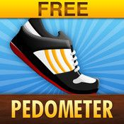 FREE Pedometer will work as you walk, run, or jog: outdoors or on your treadmill! The FREE Pedometer implements the same special algorithm that is used in hardware pedometers.