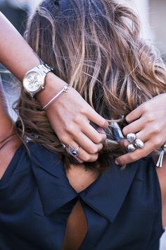 Cool for the summer #details #braceletwire #lasttimearound #omnia #omniagirls #jewels #jewelry #silver #blog #blogger