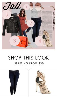 """""""Untitled #705"""" by inaifashion ❤ liked on Polyvore featuring River Island, Thierry Mugler, Old Navy, Giuseppe Zanotti, contest, plussize, contestentry and fashionset"""