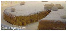 Torta di carote e mandorle senza burro di Katia Ciccorilli
