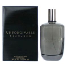 Unforgivable Cologne by Sean John oz Eau De Toilette Spray for Men NIB Best Mens Cologne, Cologne Spray, Men's Cologne, Celebrity Perfume, Discount Perfume, Sea Moss, Clary Sage, Body Lotions, Perfume Bottles