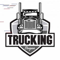 Discover thousands of Premium vectors available in AI and EPS formats Truck Icon, Truck Art, Vector Company, Company Logo, Logistics Logo, Travel Agency Logo, Made Design, Tyre Companies, Truck Coloring Pages