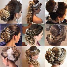 Discover penteadossonialopes's Instagram Boa tarde ❤️ #PenteadosSoniaLopes ✨ . . . #sonialopes #cabelo #penteado #noiva #noivas #casamento #hair #hairstyle #weddinghair #wedding #inspiration #instabeauty #beauty #updo #coque #penteados #novia #tranças #inspiração #moicano #tutorial #tutorialhair #braidstyles #love #lovehair #videohair #curl #curls #cabeleireiros 1556018580357096736_1188035779