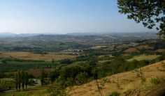 Taken from Tassanare (Croce del Moro).