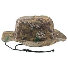 Under Armour Camo Bucket Hat for Men - Realtree Xtra