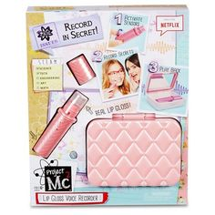 *Project Mc2 Lip Gloss Voice Recorder : Target | $18.99