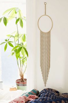 Fringe Wall Hanging - Urban Outfitters