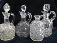 Risultati immagini per spanish glass crystal antique vases bottle
