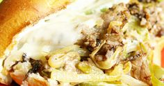 FOIL PACK PHILLY #CHEESESTEAK SANDWICHES - delicious #camping meal. Skip the bun and or cheese to make it #paleo