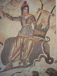 The Republic of Cyprus has a lot in common with the mosaics found in the 2nd century House of Dionysus, an archeological site near Pafos