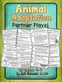 Worksheets Plant Adaptations Worksheets 5th Grade comprehension student and the ojays on pinterest