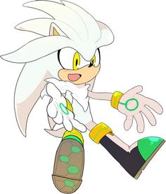 Silver: Fly with me...*smiles* Me: ......I can't.... Silver: Don't worry, I'll catch you :)