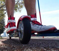 Get rolling with KV+ www.kvplusaustralia.com.au  #rollerski #xcskiing #ausxc #crosscountryskiing #nordicskiing