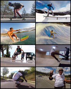 Este vídeo 'Caribbean 2014 Compilation' es una recopilación de imágenes de surf, skate y snow del 2014 en las que de alguna maner la tienda Caribbean y su equipo ha participado o ha sido protagonista.