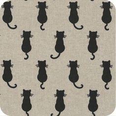 Demi/natté black cats