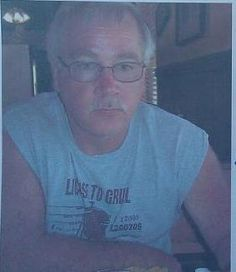 "RICKY LEONARD HARRISON 53, MOCKSVILLE, NORTH CAROLINA 03/08/12 DOB: 05/27/58   5'7"", 245 lb, brown gray hair, green eyes, white male, missing a toe, multiple scars, medical conditions. Scar on neck from recent surgery.   Fibromialgia, diabetes, depression, high blood pressure.   Blue jeans, green carhart jacket, brown sweatshirt, Carolina T shirt.   Ricky got into verbal altercation and left home.   Mocksville Police Dept   336-753-6710   Case#: 1200115   NCIC#: M140578431"