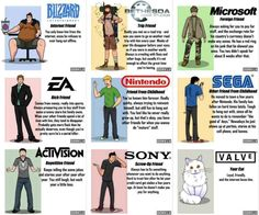 Ig gaming companies were your friends