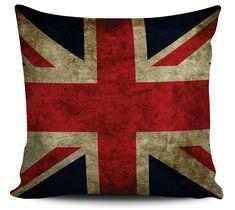 Almofada Bandeira Inglaterra