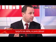 Aurelian Pavelescu, presedinte PNTCD - Spiritul lui Iuliu Maniu, viu pentru taranisti