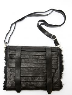 81f96cb6801d Muff Bag by Collina Strada at Emerging Thoughts