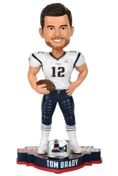 2efb7419293 New England Patriots Super Bowl LI 51 Bobbleheads. National Bobblehead HOF  Store