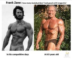 Age should never be an excuse for not looking your best! #health #exercise