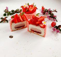 Charlotte fraisilic - Les desserts de JN