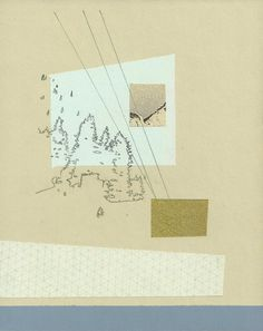 Emily Moore - Mixed media collage, 2014