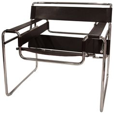 Marcel Breuer's Wassily Chair | 1stdibs.com
