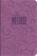 The Message Lavender Embossed  www.celebrateyourfaith.com