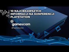 10 najciekawszych informacji na konferencji PlayStation | Gamescom 2014 - YouTube