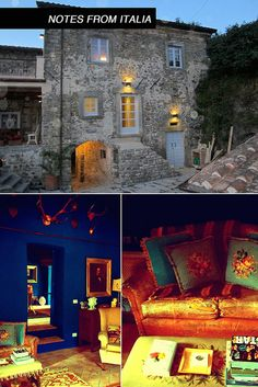 an italian house by annette joseph, via Flickr Italian Houses, Roman Empire, Hearth, Future House, Joseph, Architecture Design, Around The Worlds, Italy, Interior