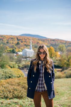Gal Meets Glam Riding Boots For Fall - Frame Coat c/o, Tory Burch Sweater, J.Crew Shirt, Old Navy Pants & Krewe Sunglasses