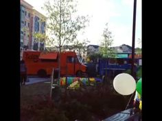 Check out this cool panoramic video from The Gathering Food Truck Festival on Friday! Thank you to everyone who came out to support Junior Achievement of Central Maryland! What was your favorite tasty treat?