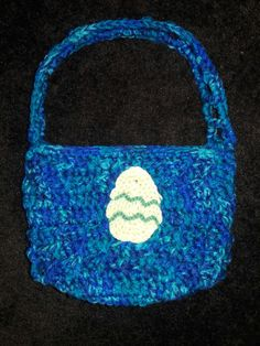 Basket pattern Easter basket