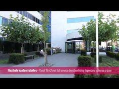 Flexibele of vaste kantoorruimte huren in een business center te De Meern?