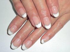 ホワイトフレンチネイル : yucca nail ネイルデザイン集
