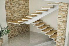 Minha Escada + Modelos e Dicas!