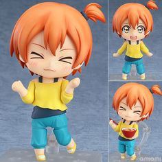 AmiAmi [Character & Hobby Shop] | Nendoroid - Love Live!: Rin Hoshizora Training Outfit Ver.(Released)