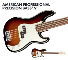 Fender Announces New American Professional Series Basses | Bassplayer